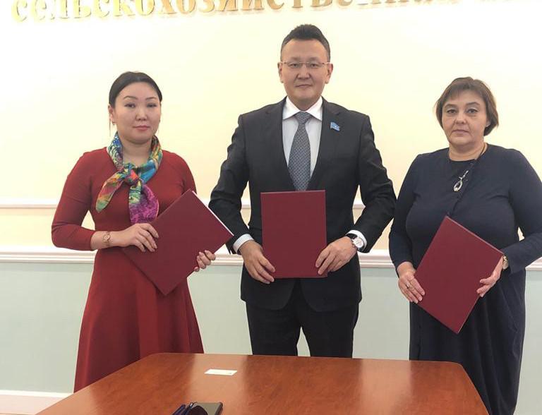 Табагинскаяшкола и Якутская сельхозакадемия будут сотрудничать