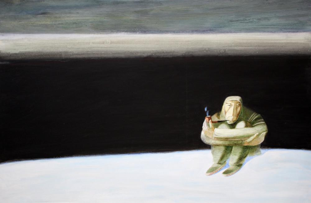 В Иркутске пройдет выставка якутского художника Михаила Старостина