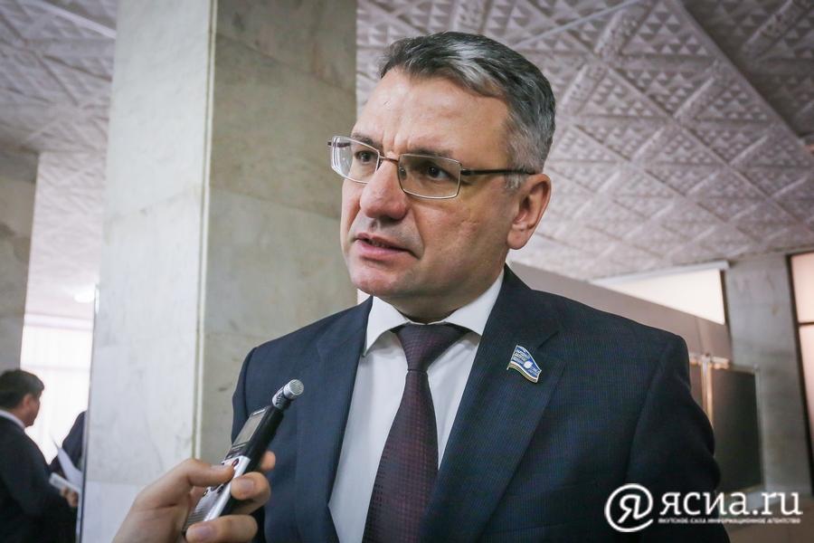 Народный депутат Якутии Гаврил Парахин о кадровом решении главы республики