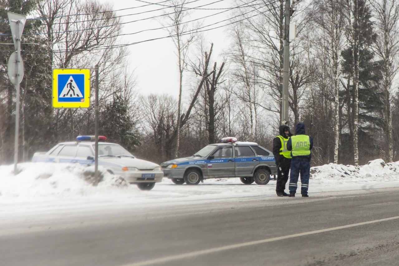 Инспекторы ДПС спасли 8-летнего мальчика в Якутске
