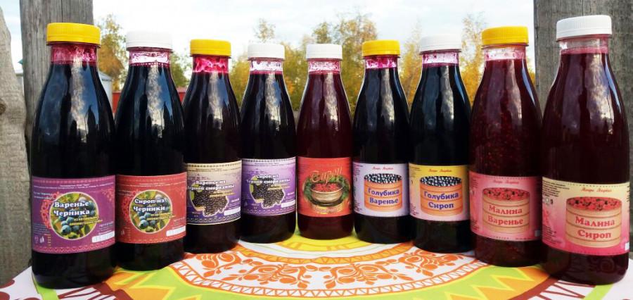 Сунтарский брусничный сироп будут поставлять в Кыргызстан