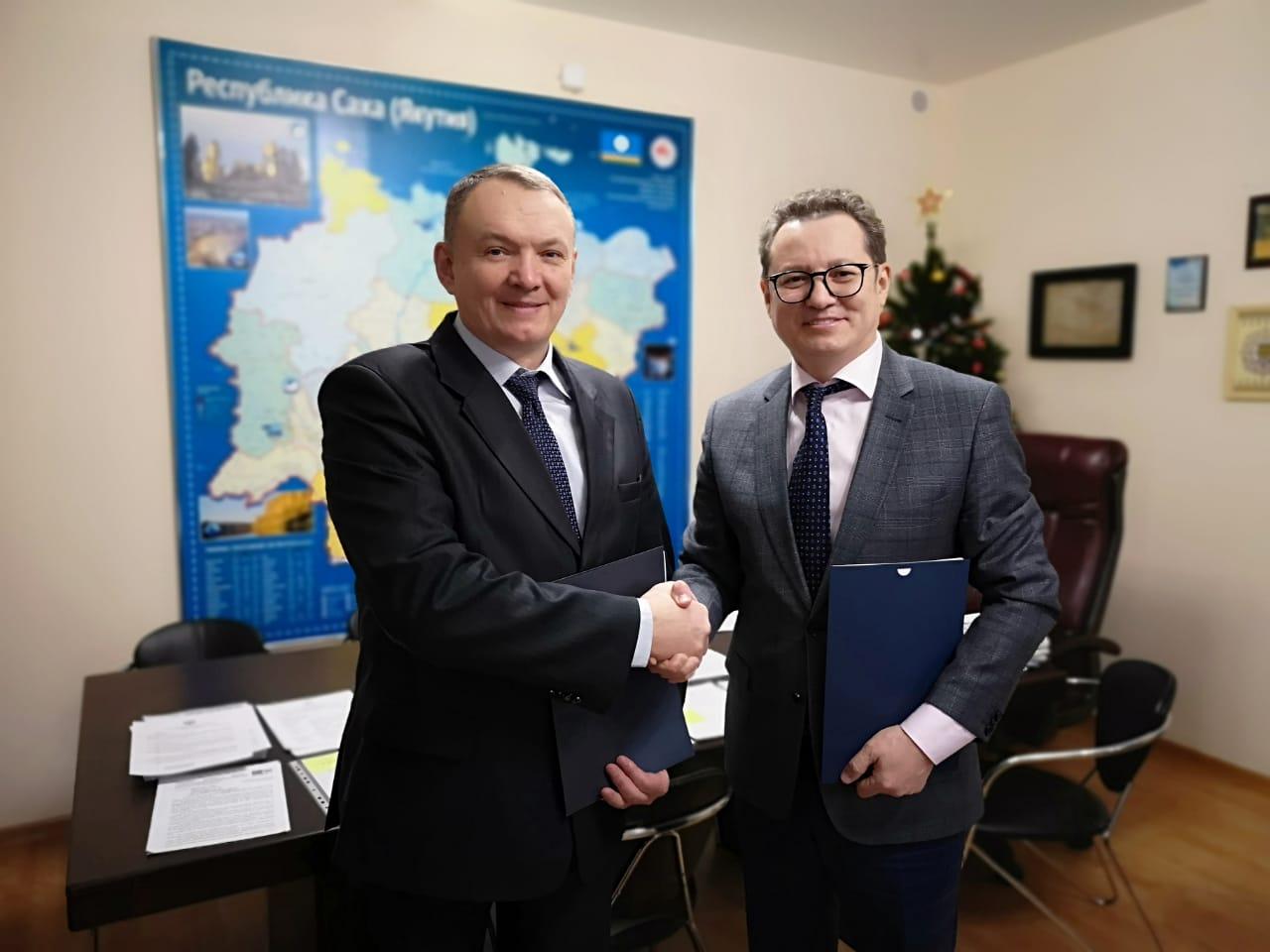 Холдинг «Сахамедиа» подписал соглашение с Усть-Майским районом