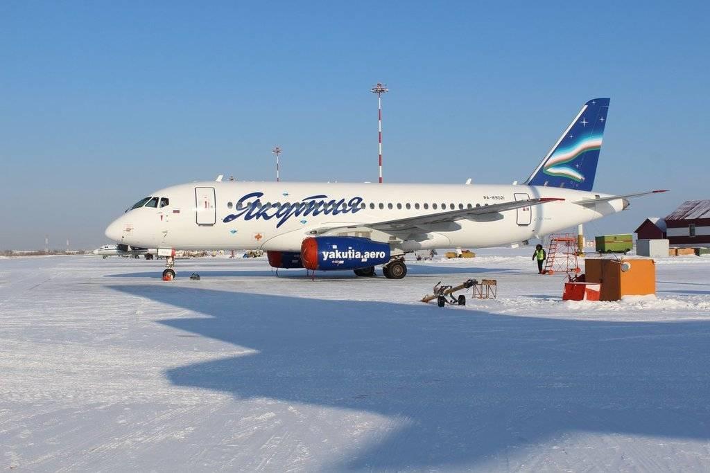 Айсен Николаев прокомментировал ситуацию с задержками рейсов авиакомпании «Якутия»
