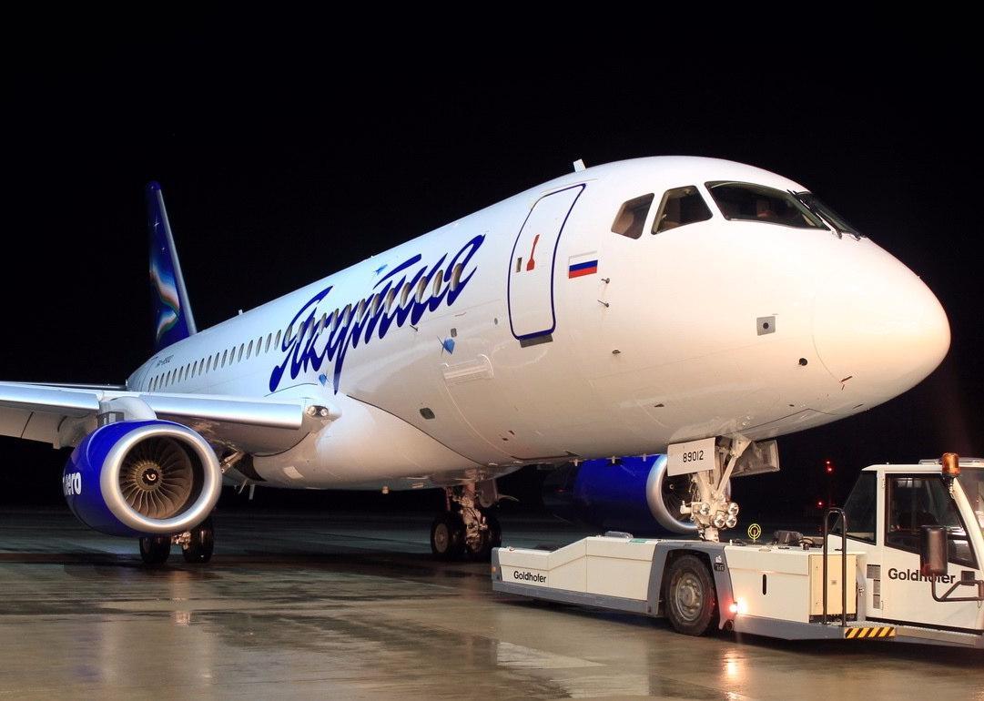 """Владимир Горбунов объяснил низкую эффективность авиакомпании """"Якутия"""""""