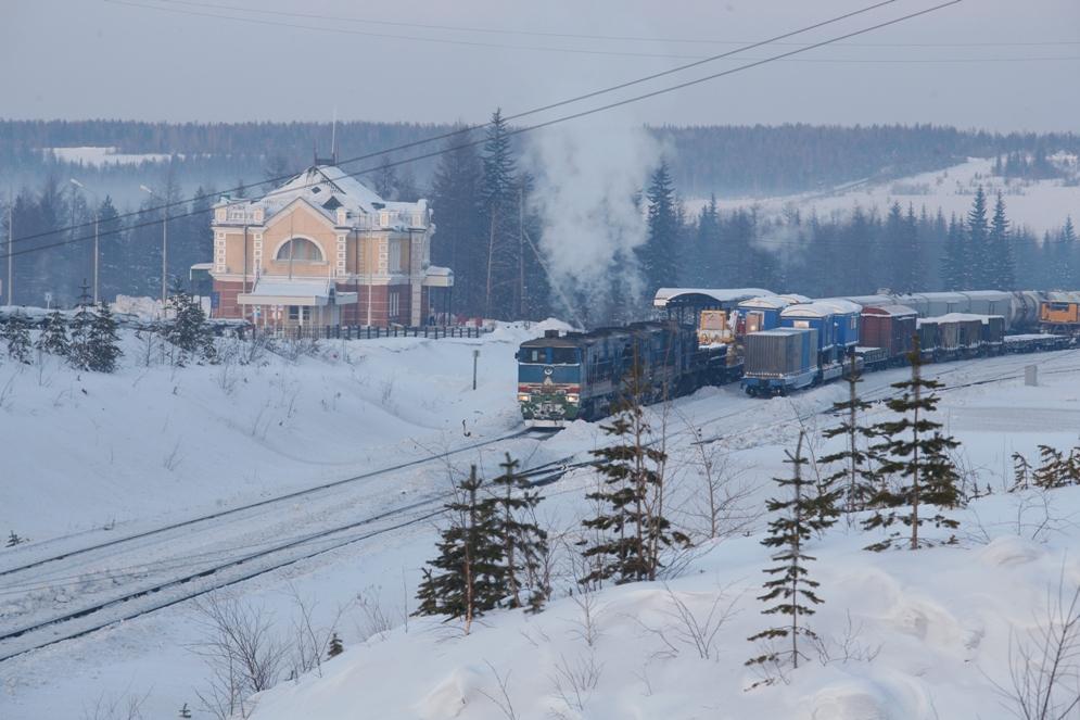 В Якутии завершили строительство железной дороги Беркакит – Томмот – Якутск