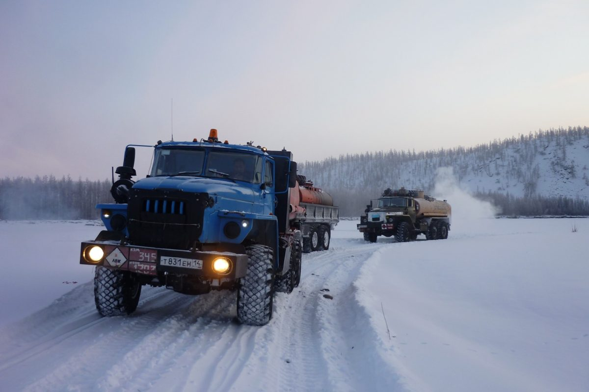 Рабочая группа по координации перевозок грузов работает в Усть-Янском и Верхоянском улусах