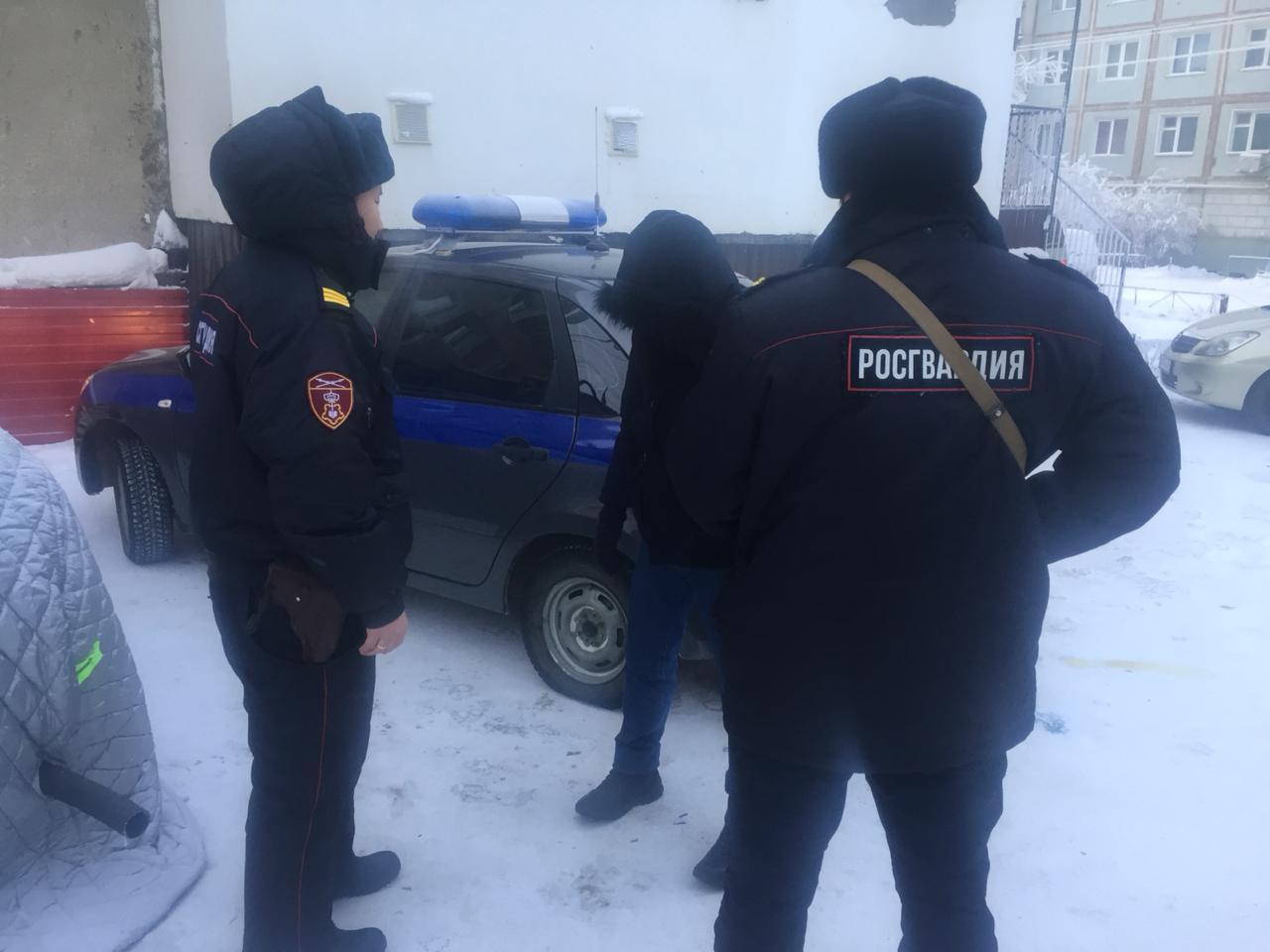 В Якутске задержан находящийся в федеральном розыске уроженец Вологодской области
