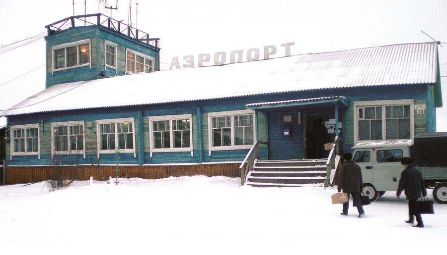 Реконструкцию аэропорта Среднеколымска завершат к концу года