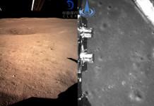 Китайский зонд сделал первые в мире крупные снимки обратной стороны Луны