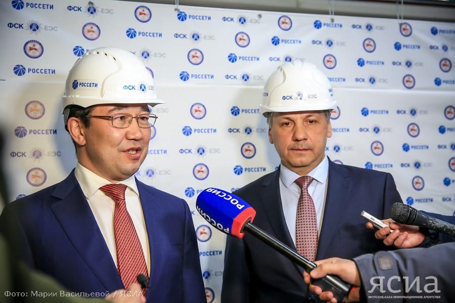 Новый энерготранзит в Якутии решит проблему отключений света