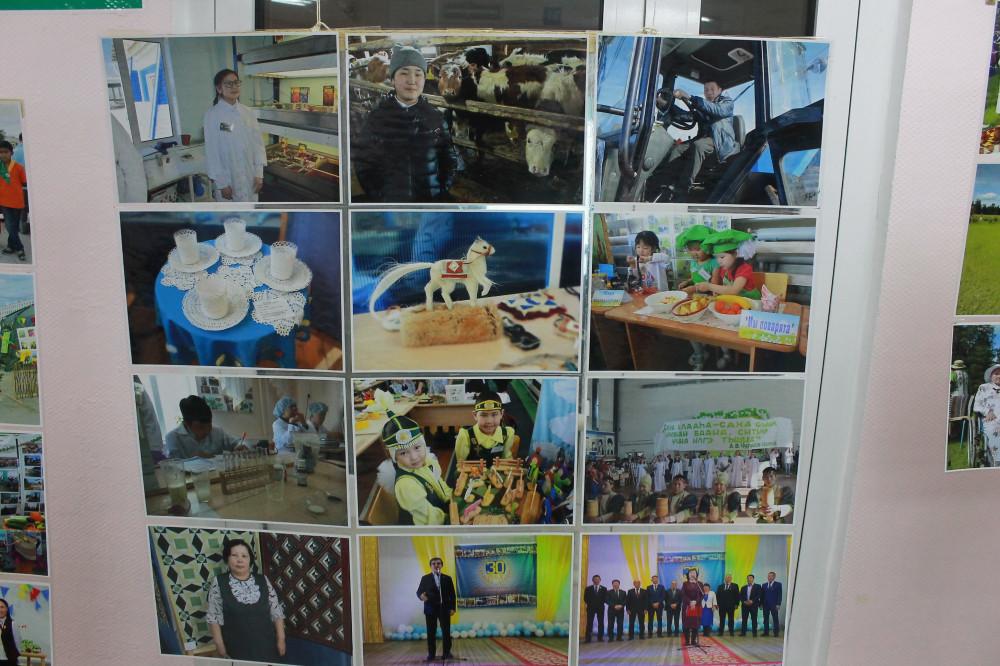 Передвижную фотовыставку на тему агрошкол Якутии представили в ЯГСХА