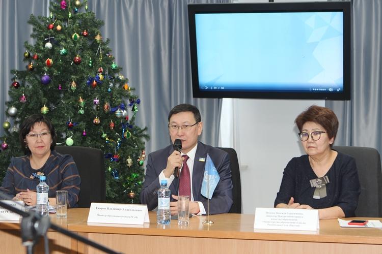 Владимир Егоров: Пора переходить от оценки к повышению качеству образования