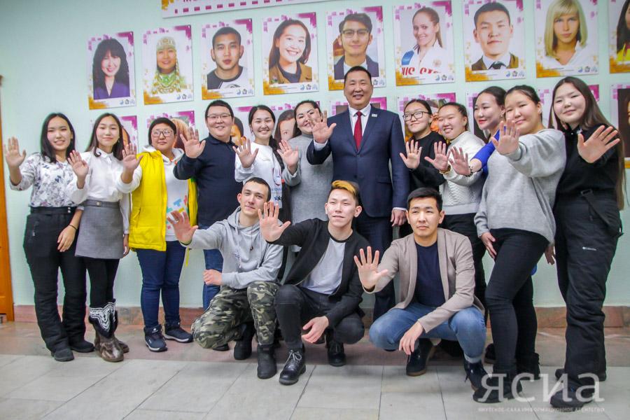 Волонтёры из Якутии отправляются в Южно-Сахалинск на I зимние игры «Дети Азии»