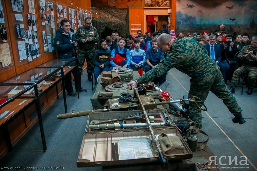 В Якутске начнут готовить юных военных инженеров