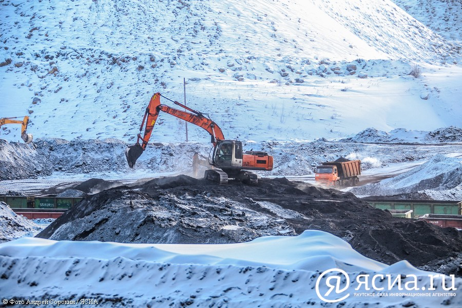 В Якутии установлен исторический максимум по добыче угля