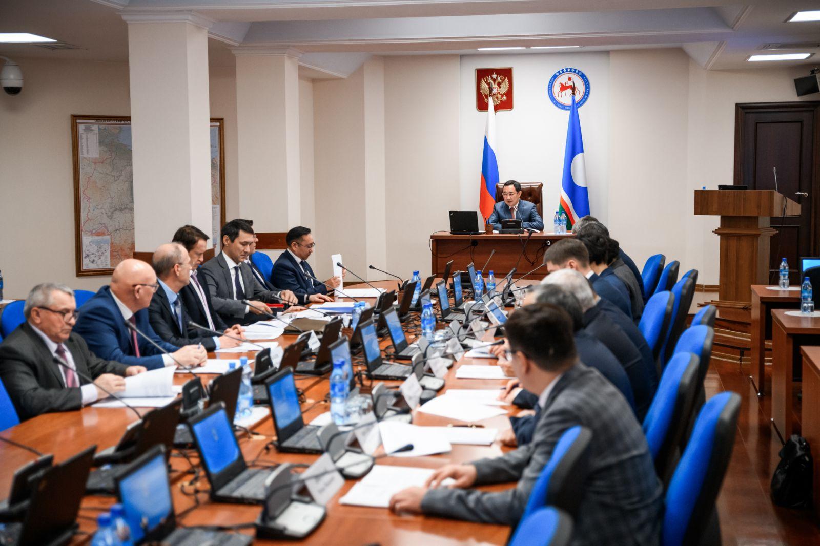 Глава Якутии заслушал итоги деятельности «Сургутнефтегаза»