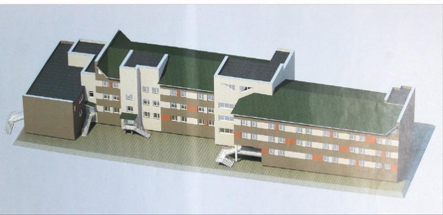 В Чурапче построят современное общежитие для студентов института физкультуры и спорта