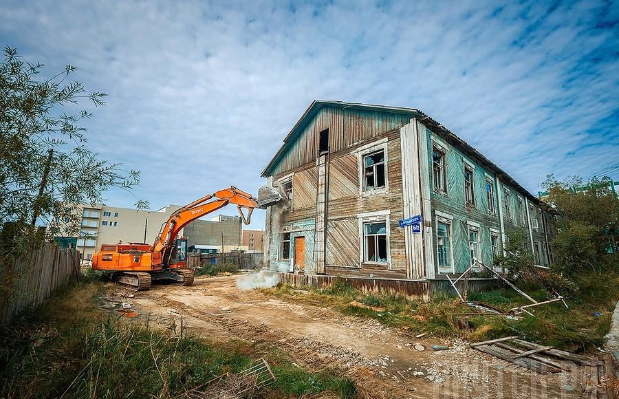 Якутия получит 60 млрд рублей на переселение из аварийного жилья
