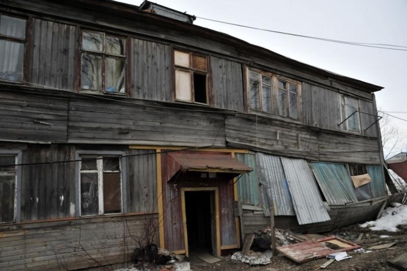 В Хангаласском улусе расселят 144 аварийных дома