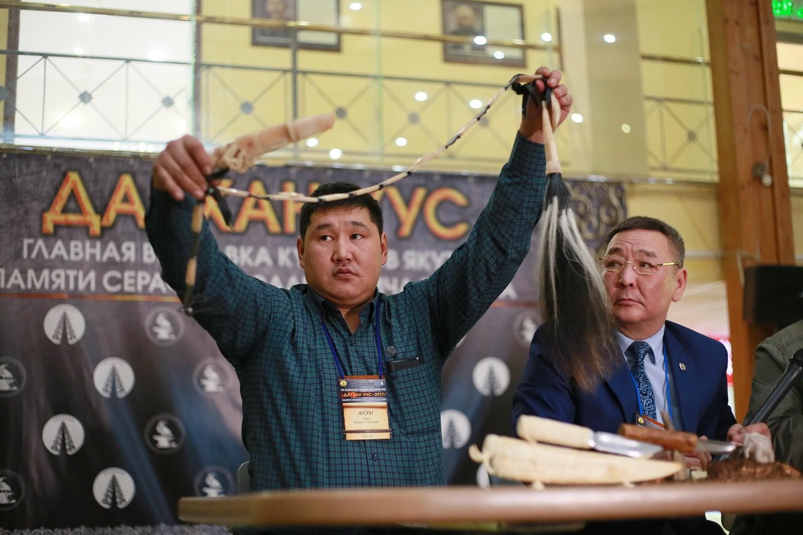 В Якутске состоится юбилейная выставка кузнецов «Дархан Уус»