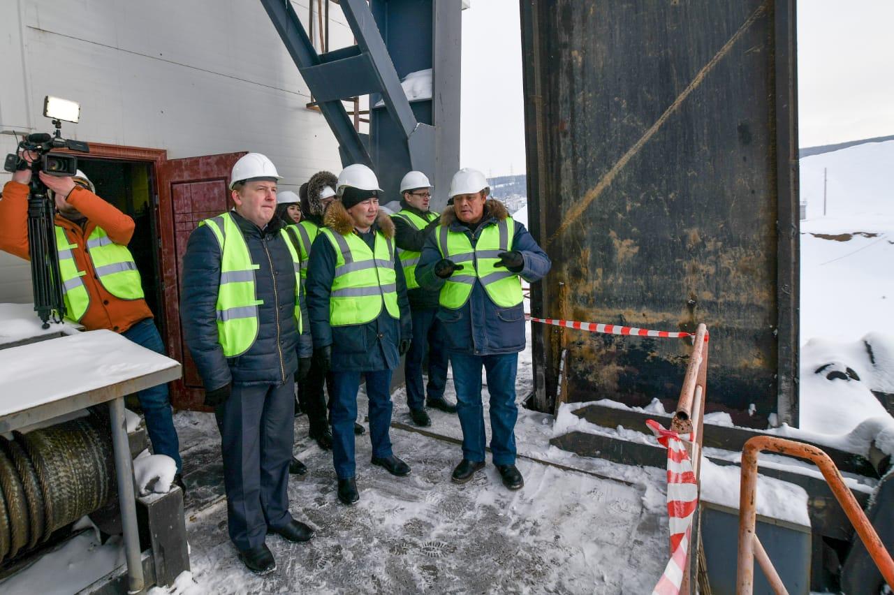 Глава Якутии оценил перспективы золотодобычи в Алдане