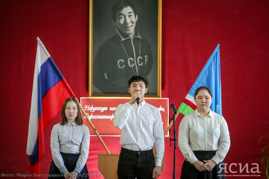 В училище олимпийского резерва почтили память легендарного Романа Дмитриева