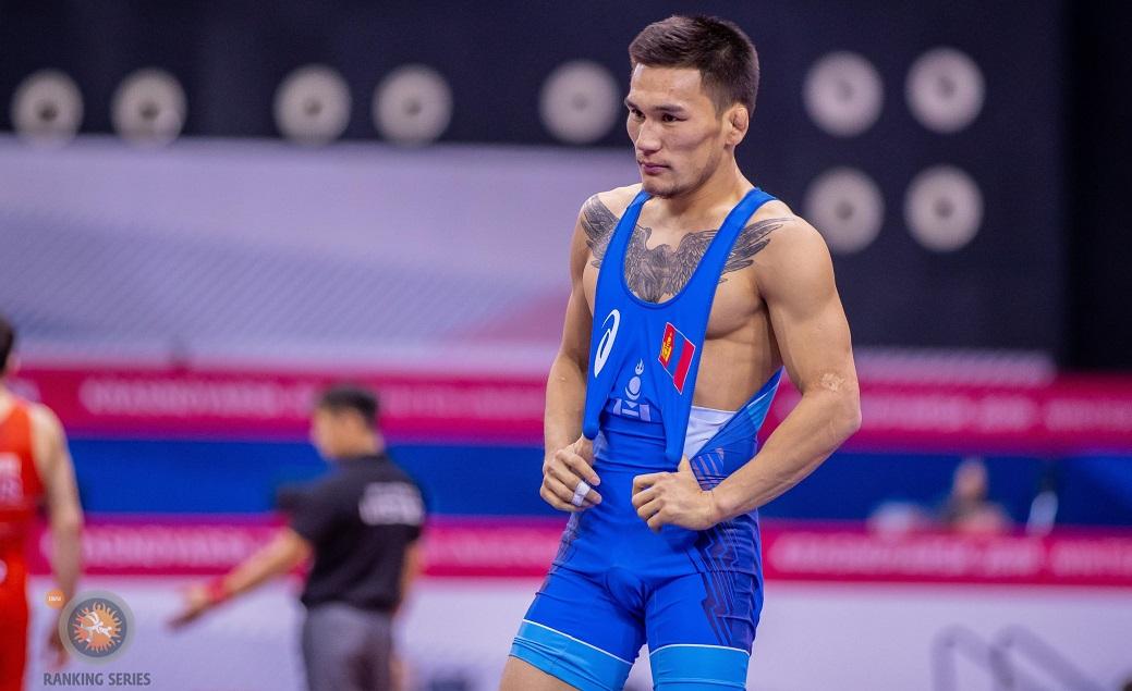 Сборная Монголии заявила на Кубок мира по вольной борьбе 19 спортсменов