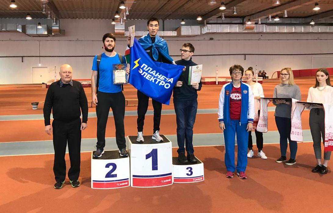 Якутские параспортсмены успешно выступили на Кубке России по лёгкой атлетике
