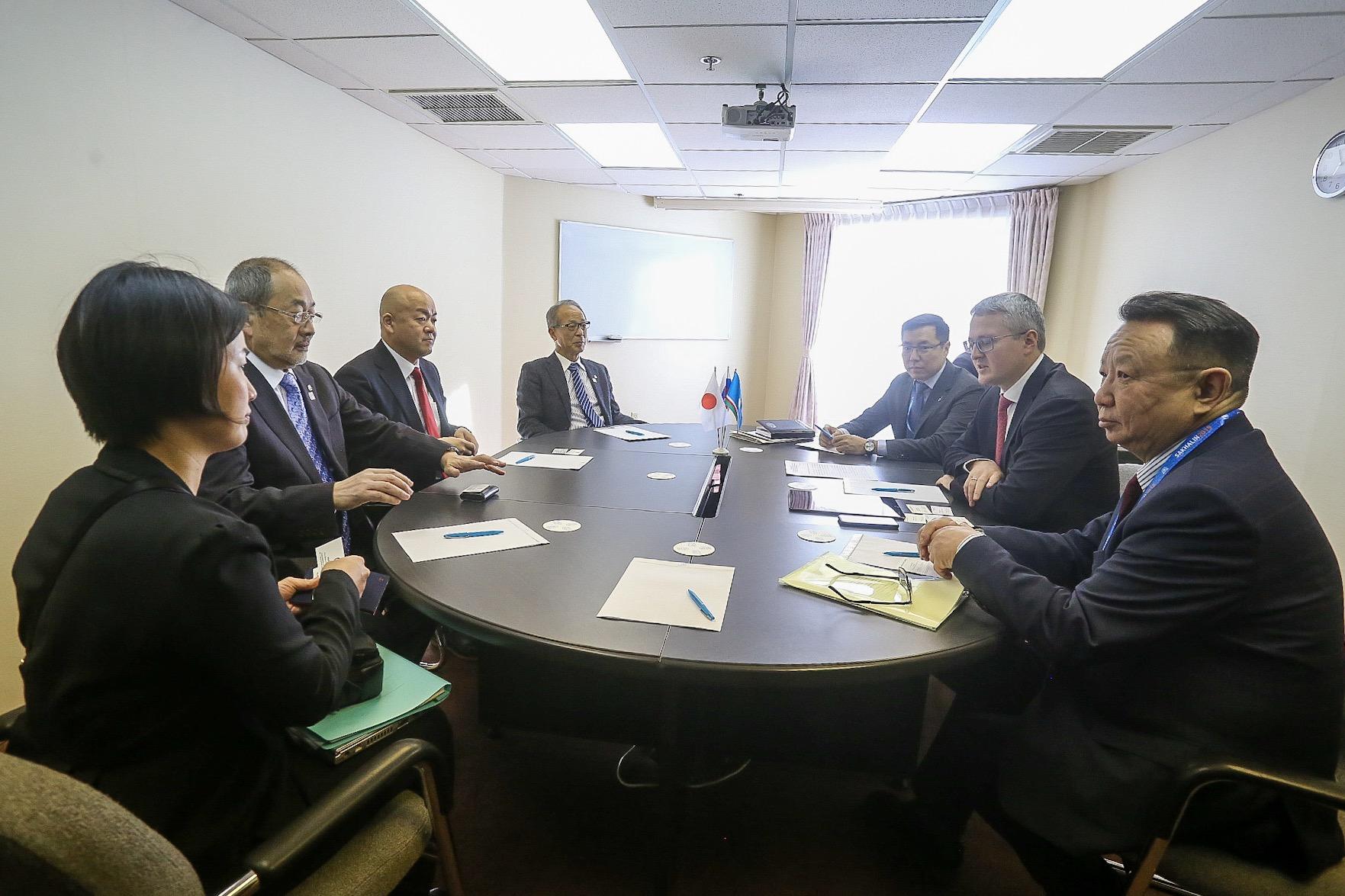 Якутия и Япония обсудили перспективы дальнейшего сотрудничества