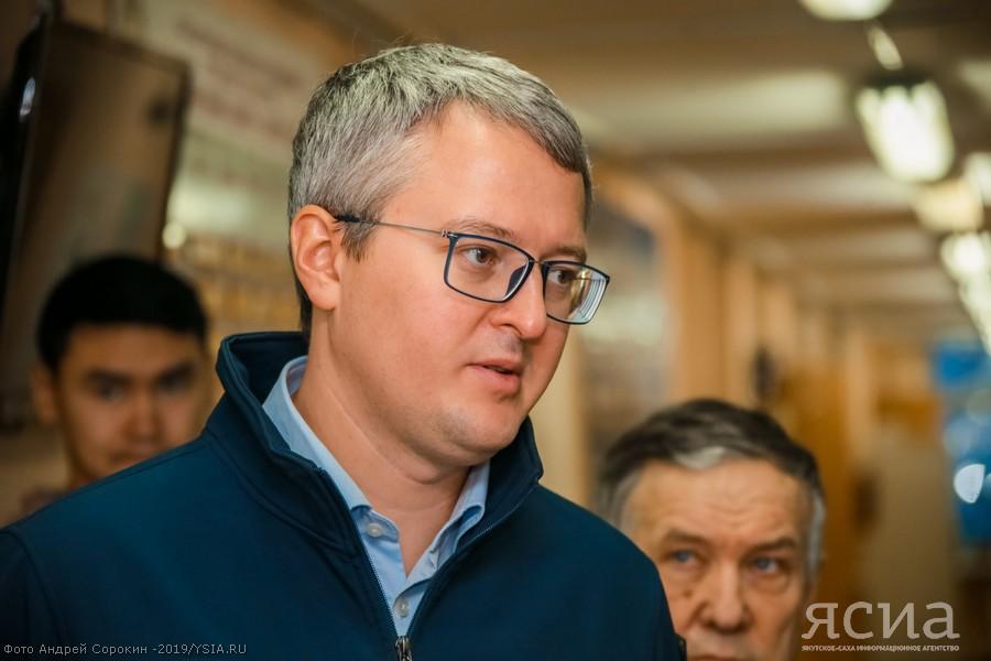 Владимир Солодов предложил решение вопроса Жатайской больницы