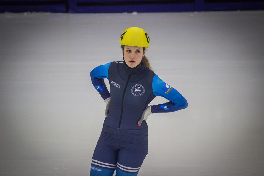«Дети Азии»: Алина Фомченко показала лучший результат среди якутских шорт-трекистов