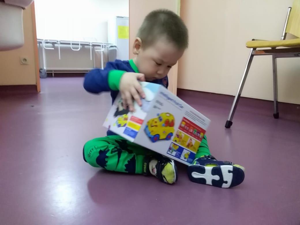 Вместе мы – сила: Сотрудники АЭБ помогли малышу с врожденным пороком сердца
