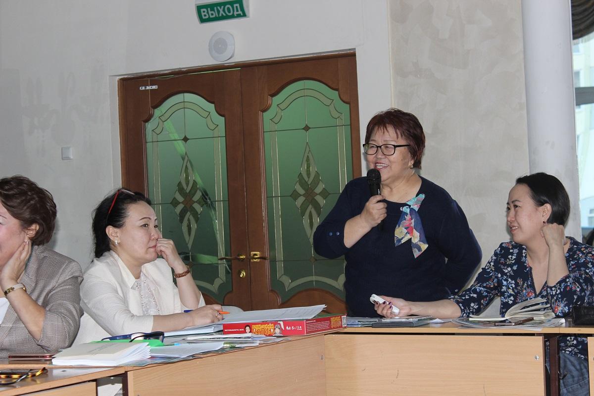 В Якутске обсудили концепцию поддержки и развития детского чтения