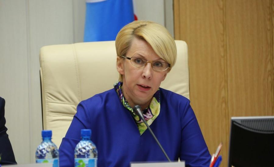 Ольга Балабкина отметила эффективность адресных мер, предусмотренных указом о поддержке рождаемости