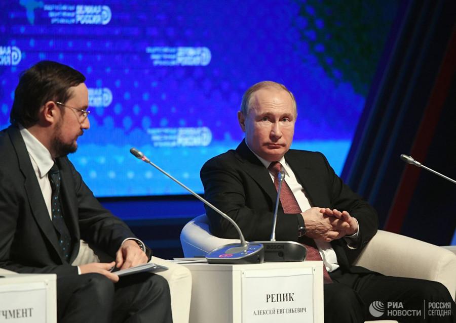 Путин одобрил идею о льготах молодым семьям при покупке единственного жилья
