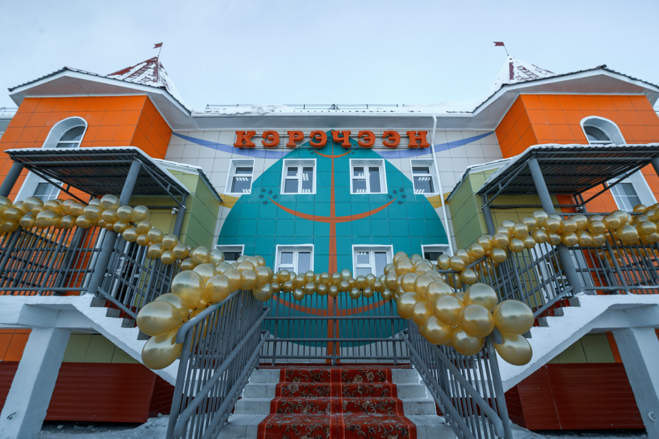 В селе Петровка открылся новый благоустроенный квартал
