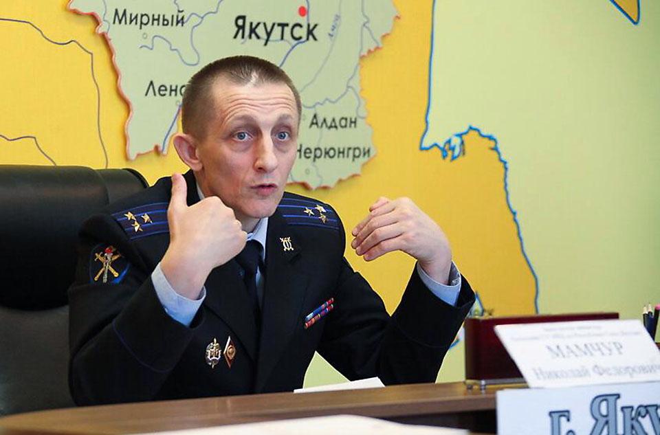 Экс-замминистра МВД Якутии Николай Мамчур приговорен к 5 годам колонии