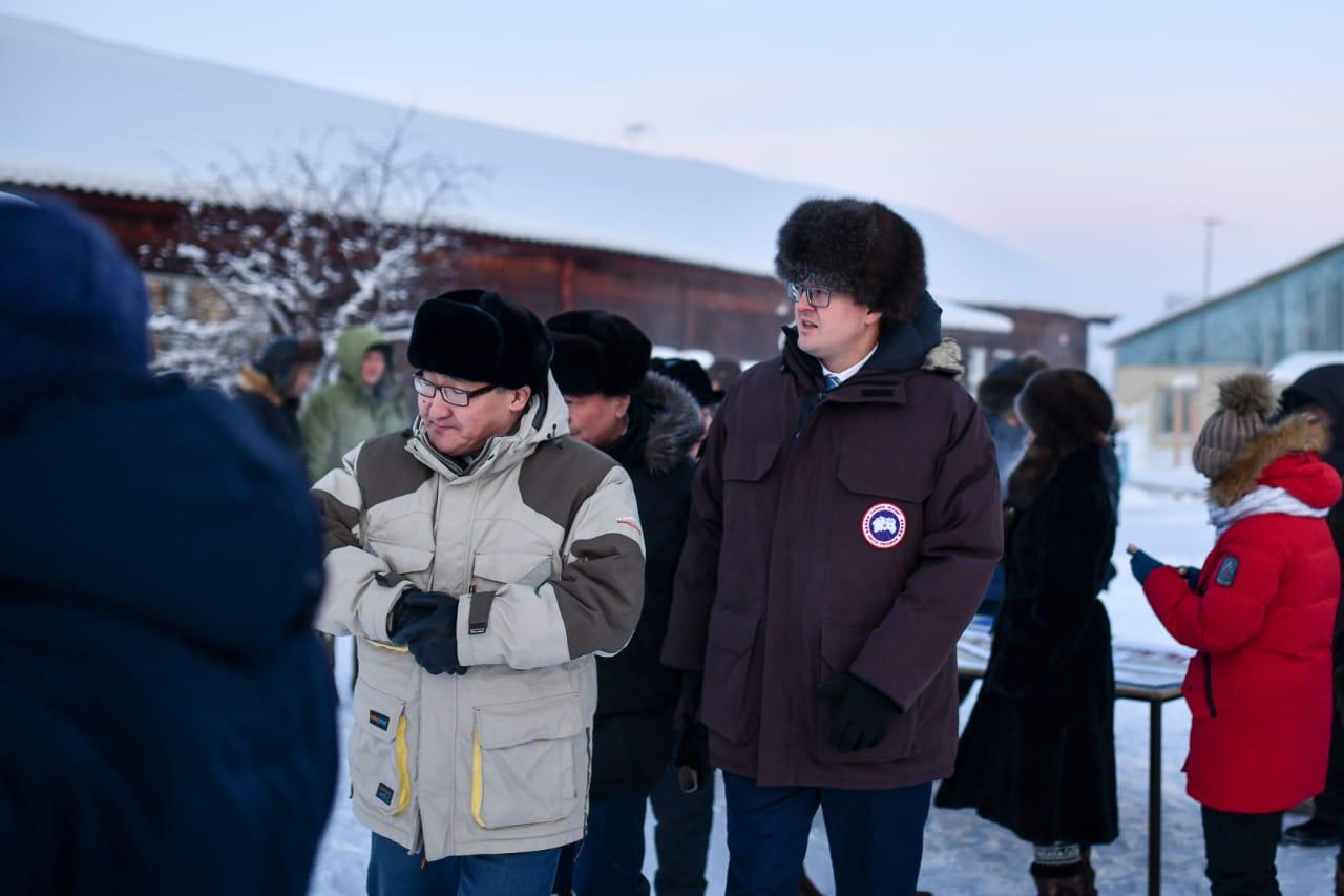 В селе Соттинцы Усть-Алданского улуса построят новую школу