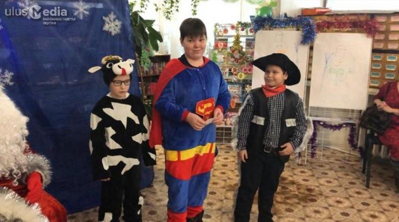 При Усть-Нерской школе работает коррекционный класс для особенных детей