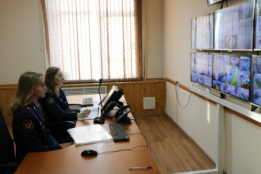 В колониях Якутии и СИЗО установлено свыше 400 камер видеонаблюдения
