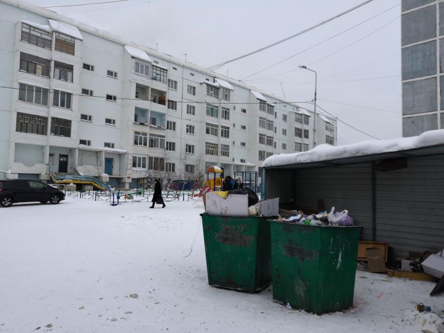 """Что Якутия хочет изменить в """"мусорной реформе"""""""
