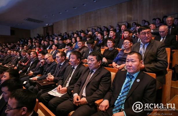 В Якутске состоится VIII съезд Совета муниципальных образований республики