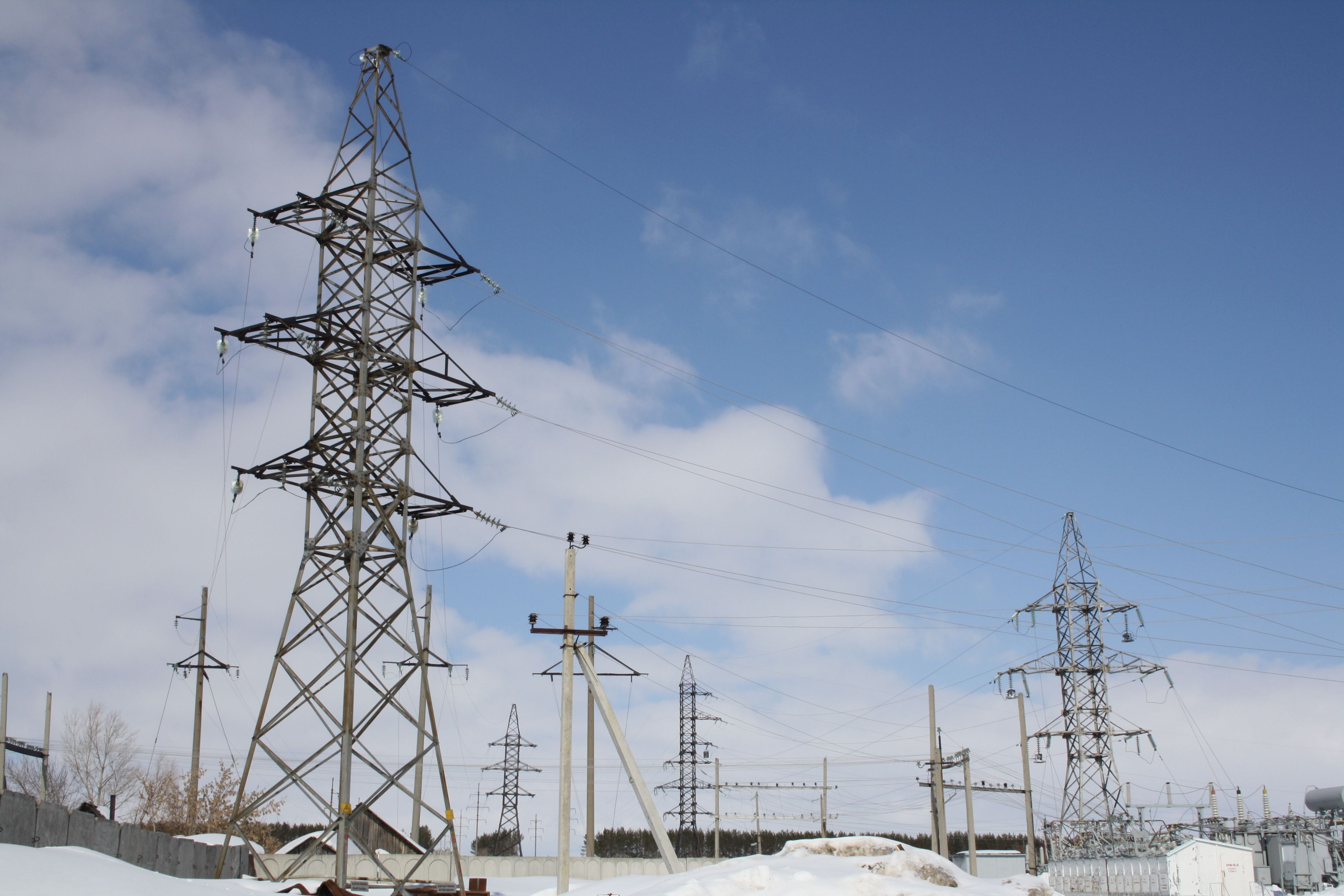 В 44 населенных пунктах Вилюйской группы улусов до апреля вводится ограничение электроснабжения