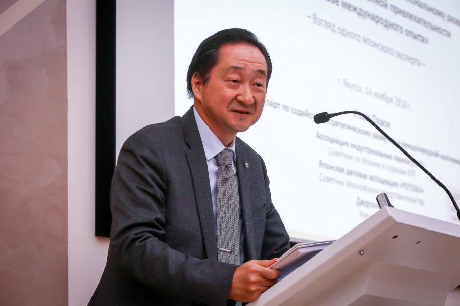 Японский эксперт Ивао Охаси: Якутия может стать в три раза ценнее