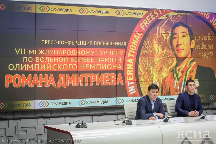 В Якутск на турнир Романа Дмитриева приедут спортсмены из 12 стран