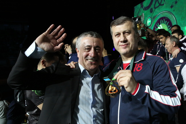 Арсен Фадзаев: Якутский Кубок мира - эталон
