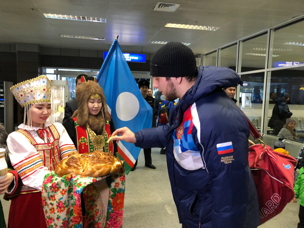 Борец Зелимхан Хизриев: Задача поставлена только на победу