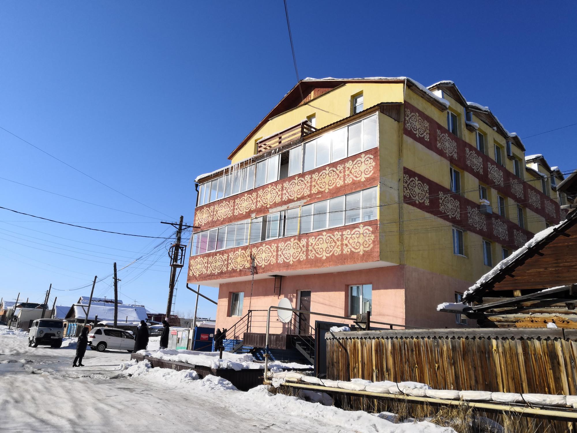 Гостройжилнадзор Якутии провёл рейд по самовольным постройкам Якутска