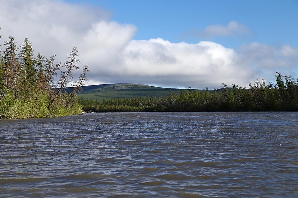 В Якутии на реках Алдан, Индигирка и Яна продолжается повышение уровня воды