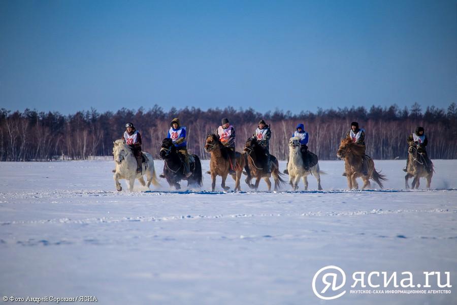В Верхневилюйске пройдет День коневода-табунщика